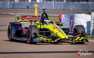 Sebastien Bourdais wins 2018 St. Pete IndyCar race