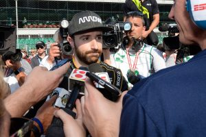 James Hinchcliffe bumped out of Indy 500 field
