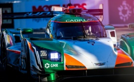 Juncos Racing qualifies 2019 Acura Grand Prix Long Beach